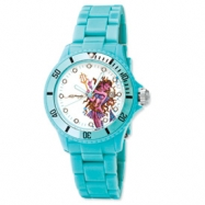 Ladies Ed Hardy VIP Light Blue Watch
