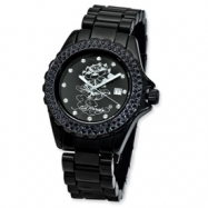 Ladies Ed Hardy Dulcet Lotus Watch