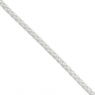 Sterling Silver Spiga Chain