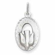 "Sterling Silver ""My Confirmation"" Charm"