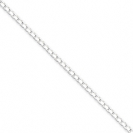 Sterling Silver 1.8mm Box Chain