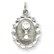 Sterling Silver Holy Communion Charm