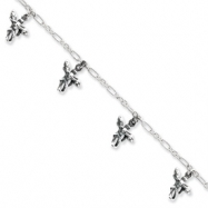 Sterling Silver Angel Bracelet