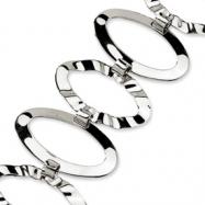 Sterling Silver Fancy Bracelet