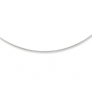 Sterling Silver 1mm Round Cubetto Necklace chain