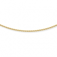 14k 1.1mm Neckwire Necklace chain