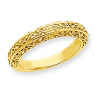14k Anniversary Band ring