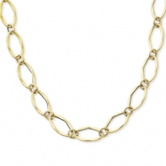 14k Fancy Link Necklace chain