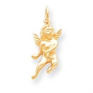 10k Angel Charm