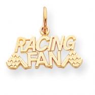 10k Talking - Racing Fan Charm