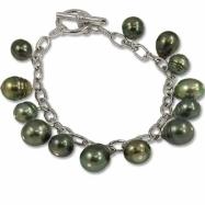 """Tahitian Pearl 7.5"""" Bracelet"""