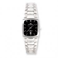 Mens Mountroyal Elegant Stainless Steel Watch