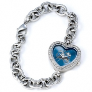 Ladies NBA Orlando Magic Heart Watch