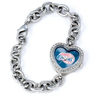 Ladies NBA Los Angeles Clippers Heart Watch