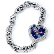 Ladies NBA Atlanta Hawks Heart Watch