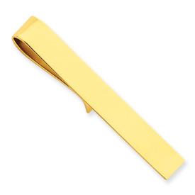 14k Tie Bar