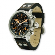 Mens Ingersoll Automatic Oklahoma Black Dial Watch