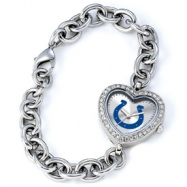 Ladies NFL Indianapolis Colts Heart Watch