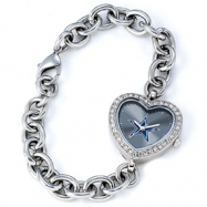 Ladies NFL Dallas Cowboys Heart Watch