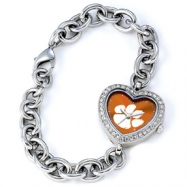 Ladies Clemson University Heart Watch