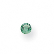 Synthetic 2mm Round May Birthstone
