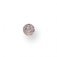 Synthetic 2mm Round December Birthstone
