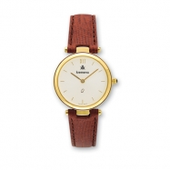 Ladies Kremena Gold-plated White Dial Quartz Analog Watch
