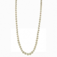"14K Yellow Gold 8.5-9mm Freshwater Pearl 36"" Necklace"