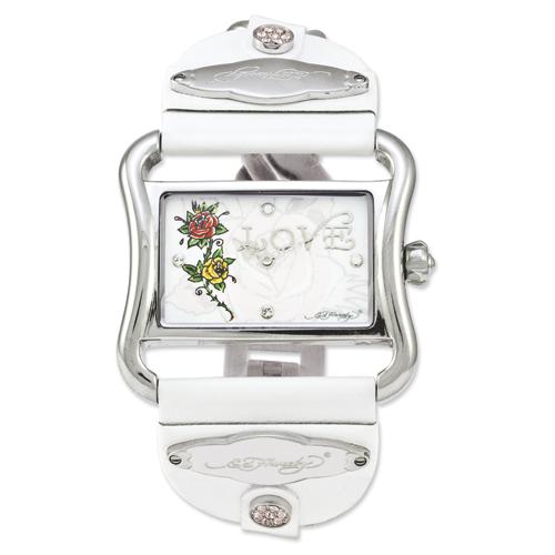 Ed Hardy Victoria Rose Watch. Price: $180.00