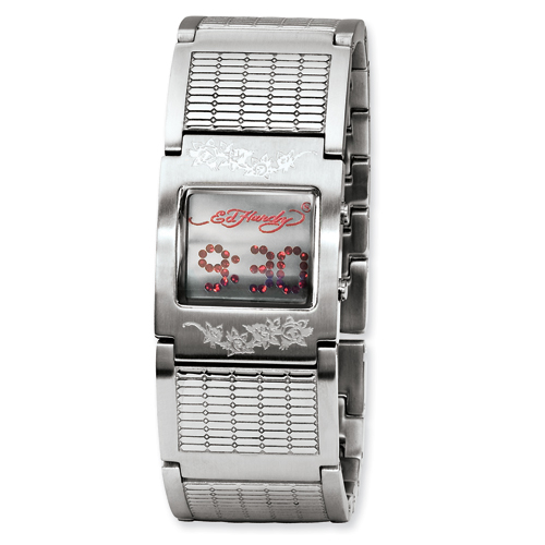 Ladies Ed Hardy Isis Positive Watch. Price: $85.06