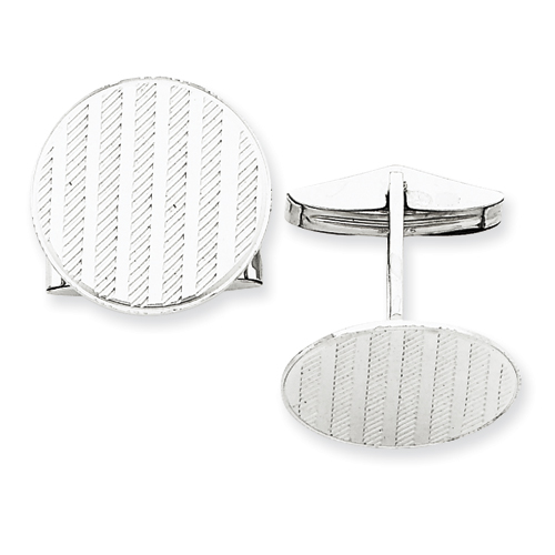 Sterling Silver Cuff Links. Price: $87.13
