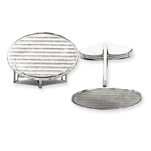Sterling Silver Cuff Links. Price: $88.55