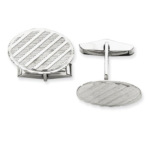 Sterling Silver Cuff Links. Price: $85.63