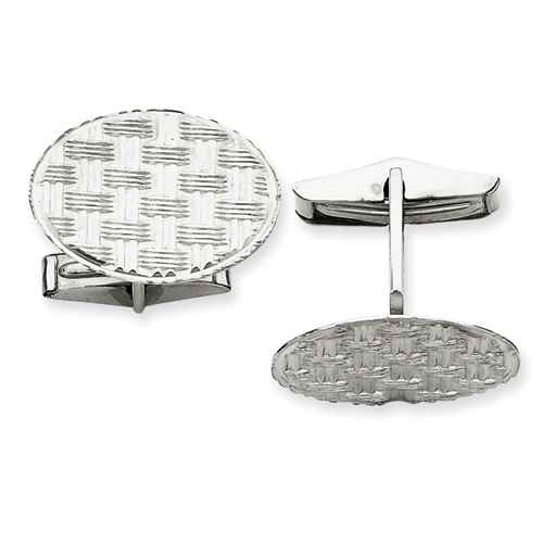 Sterling Silver Cuff Links. Price: $85.63