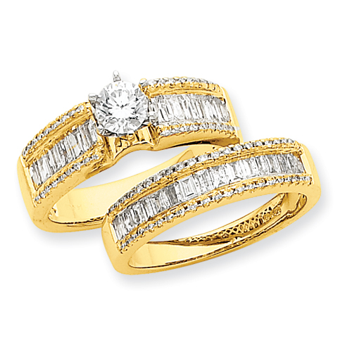 14K Diamond Engagement Ring Semi-Mount ring. Price: $1437.52