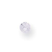 Synthetic 2mm Round March Birthstone. Price: $0.50
