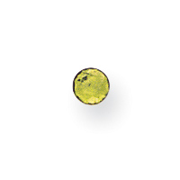 Synthetic 2mm Round August Birthstone. Price: $0.50