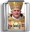 Pope Benedict XVI Photo Charm