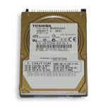 Hard Drive for Toshiba - 60GB Internal Notebook Hard Drive for Toshiba
