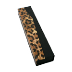 Black-Leopard Bracelet Box