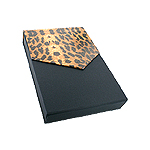Black-Leopard Necklace Box