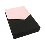 Black-Pink Necklace Box