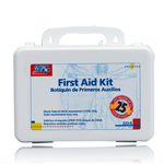 25 Person / Bulk First Aid Kit, with Gasket