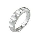 Sterling Silver Gear Wheel Ring