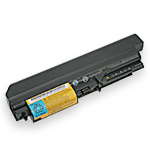 Lenovo ThinkPad T61 R61 9 Cell Battery. IBM Part: 43R2499 - IBM Lenovo ThinkPad T61/R61 9 Cell High