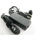 Dell Original PA-21 65 Watt AC Adapter with 3-ft Power Cord YR733, 310-9249 - Dell Original PA-21 65