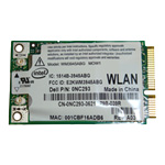 Intel Pro MINI PCI WIRELESS Laptop WIFI Card fro Dell NC293 WM3945ABG - Intel Pro MINI PCI WIRELESS
