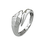 Sterling Silver Bone Arrow Ring