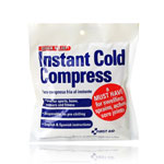 "4""x5"" Cold compress, 1 per ziplock bag"
