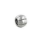 Sterling Silver Segmented Bead